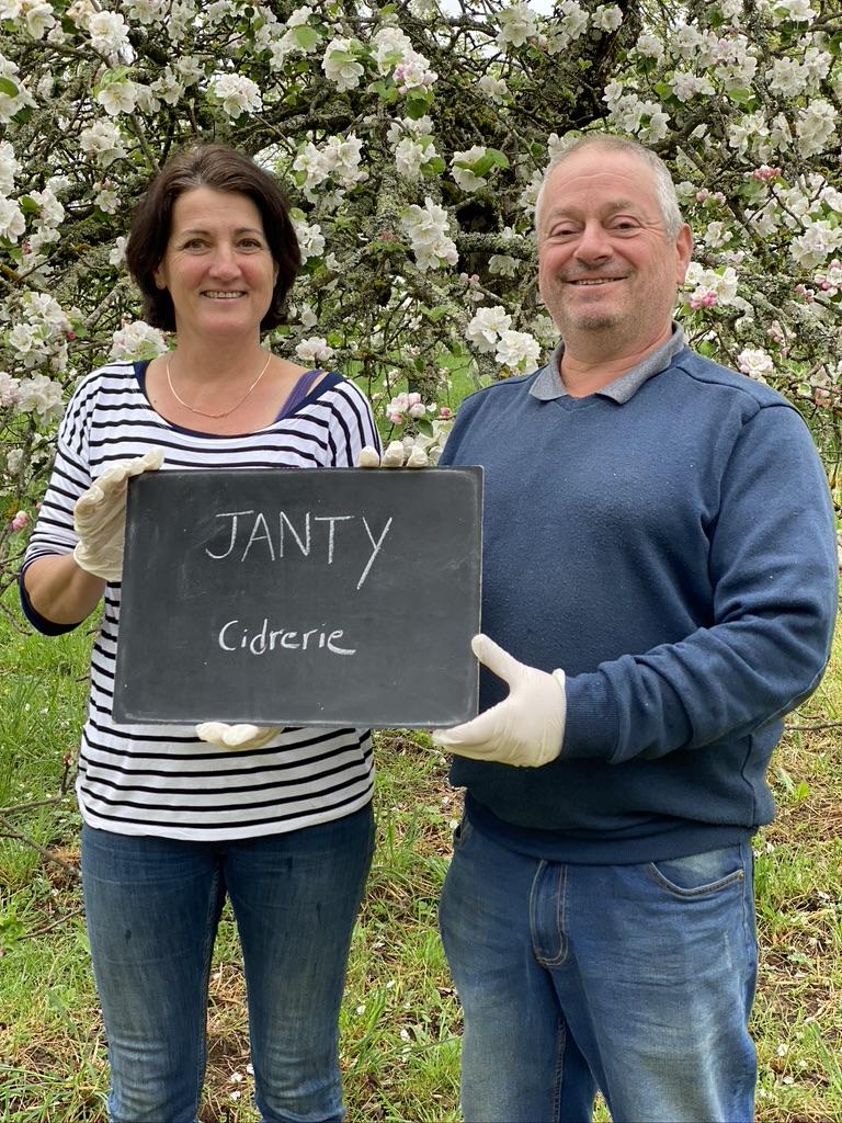 Cidrerie Janty