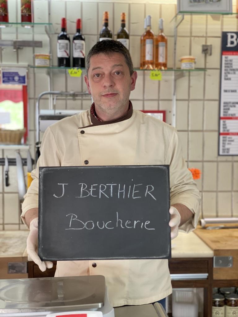 Joel Berthier