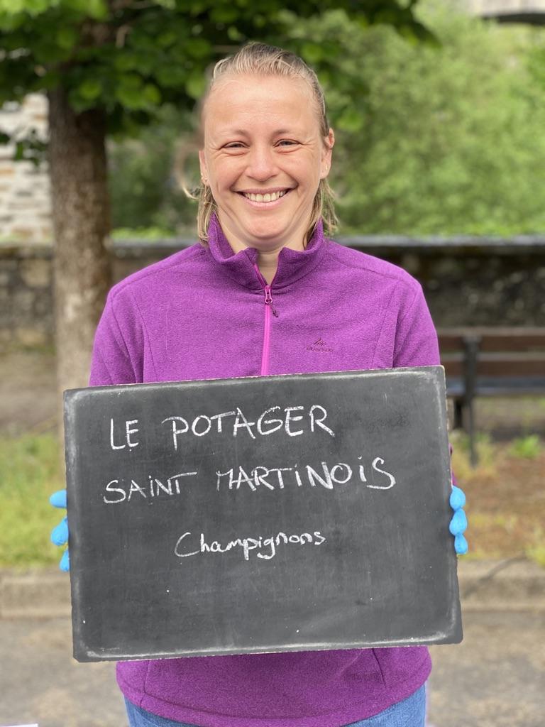 Le Potager Saint Martinois