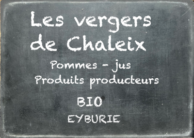 Les Vergers de Chaleix