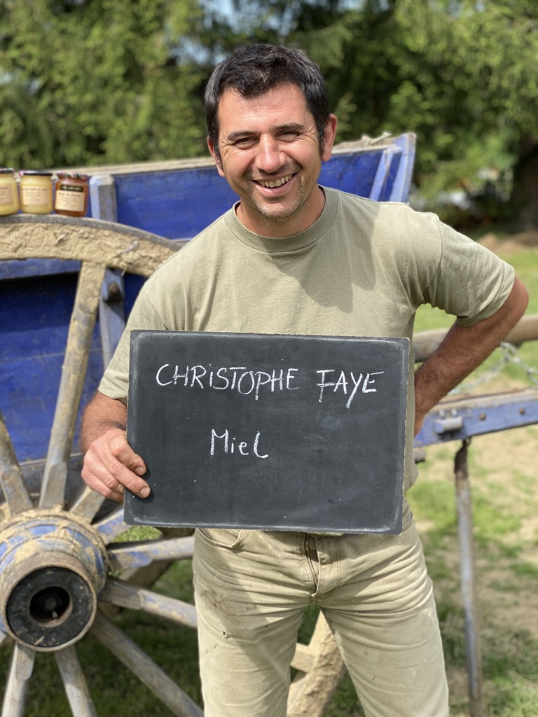 Christophe Faye